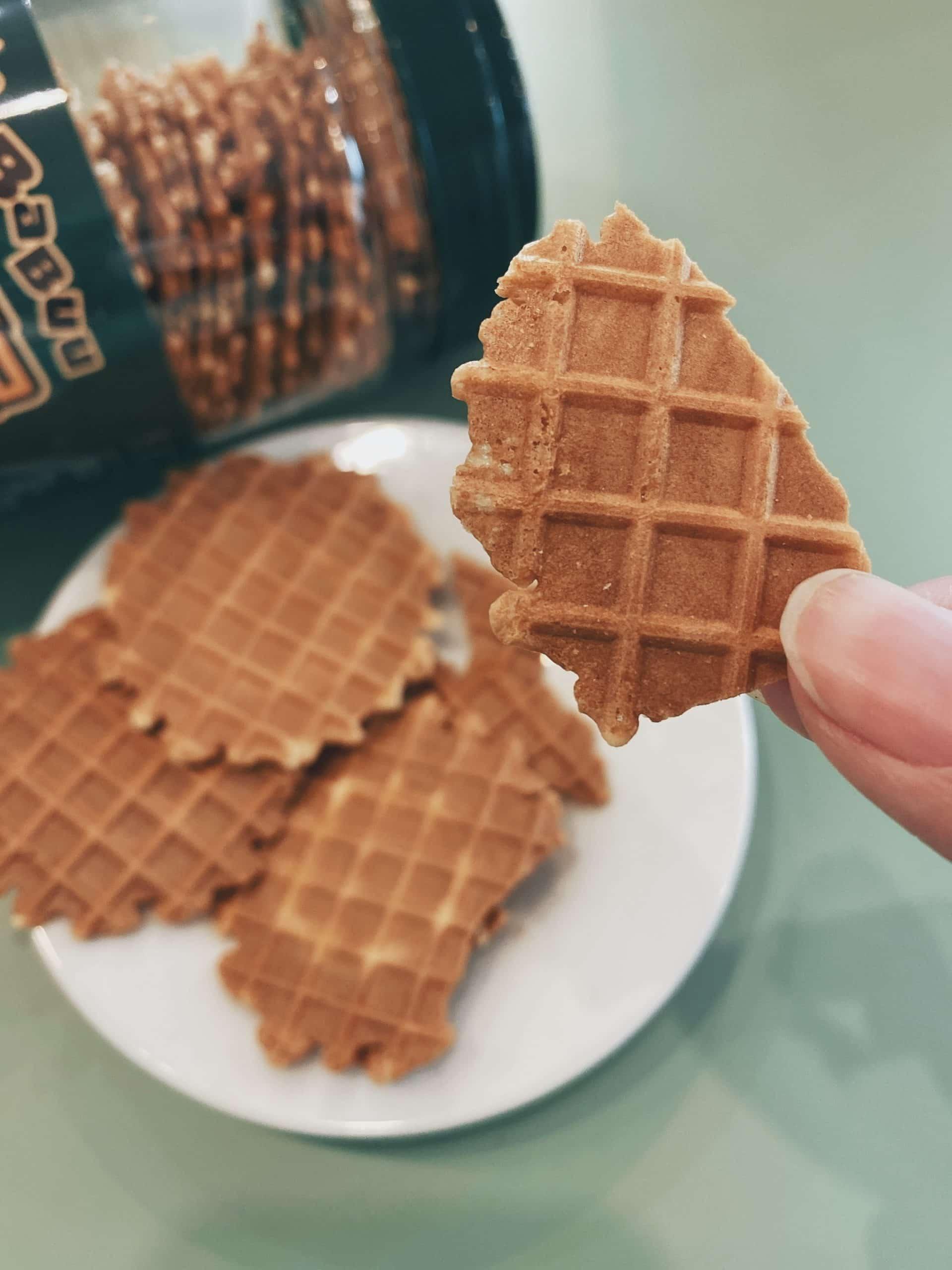 冰淇淋脆皮零嘴