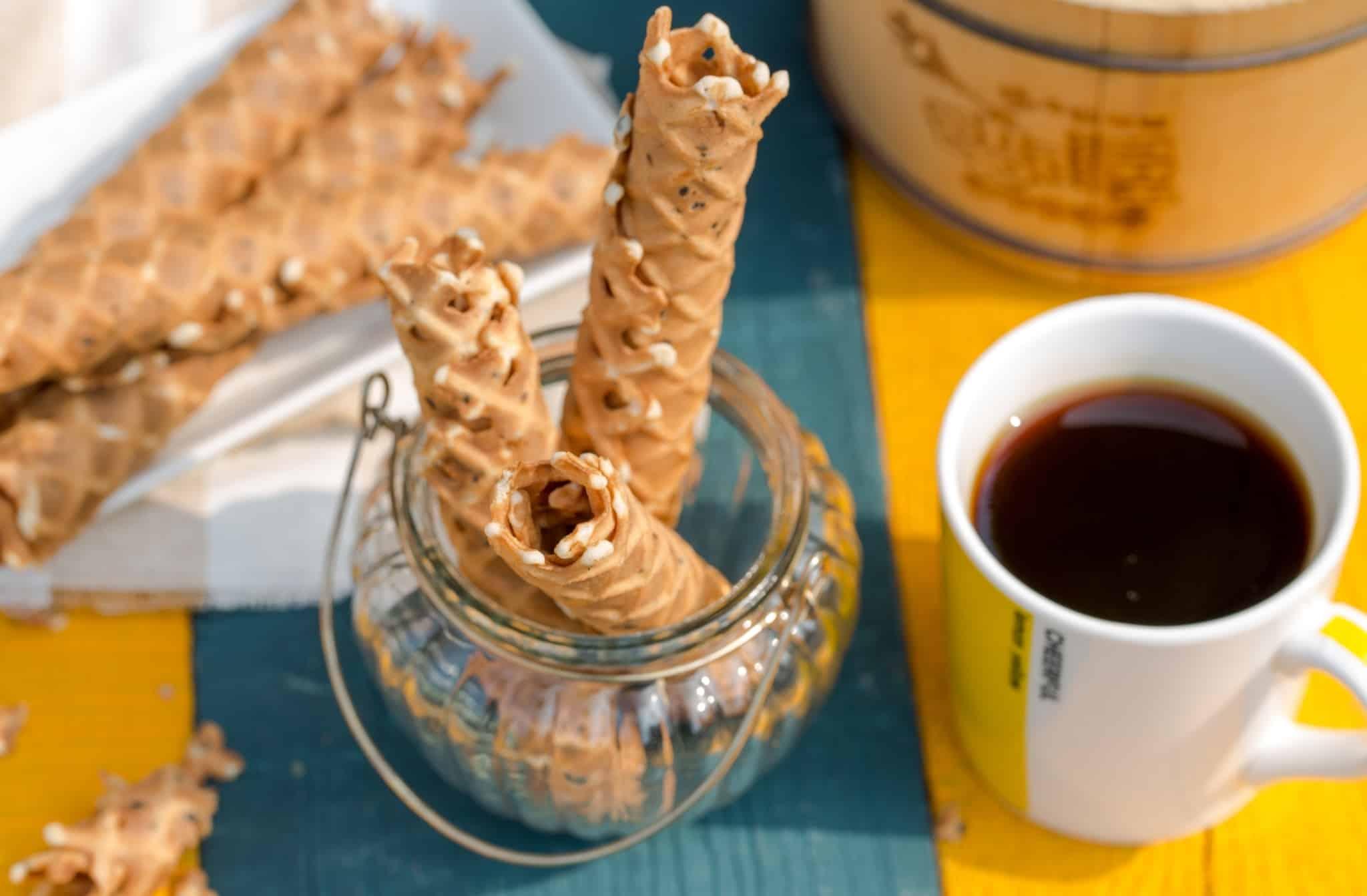 純鮮奶脆餅12支裝(咖啡)